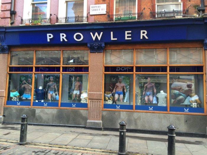 Prowler Window