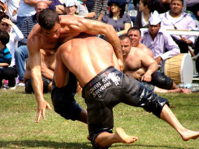 Turkish Wrestling