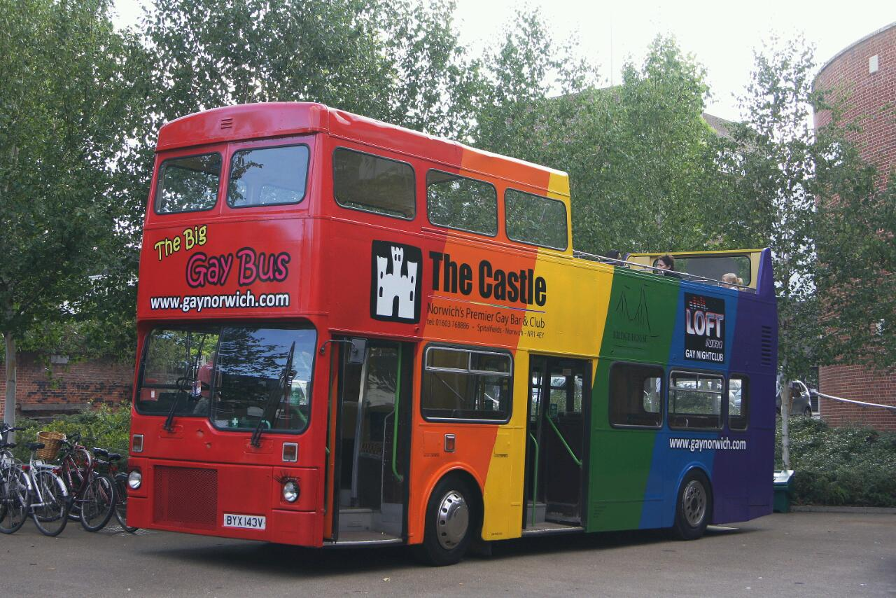 The Gay Bus 93