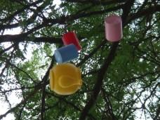 Tree Top Tea Pot