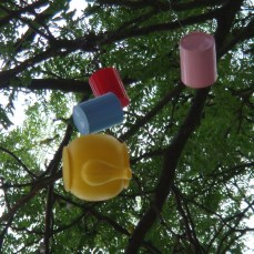 Tree Top Tea Pot