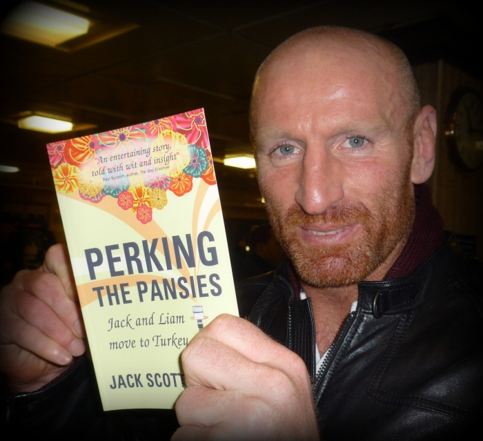 Gareth Thomas, Dancing on Ice Drama