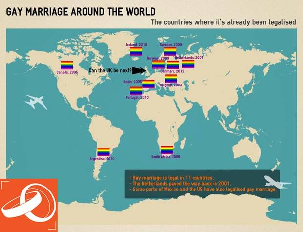 Gay+marriage+world+map