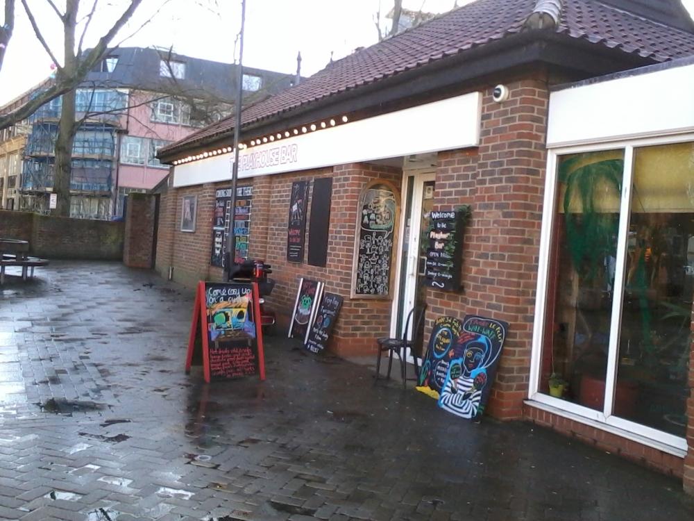 Playhouse Bar Norwich
