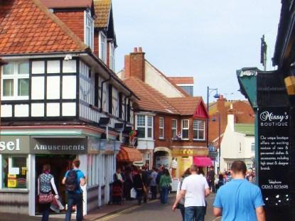 Sheringham High Street