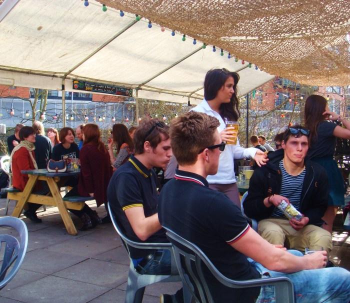 Playhouse Bar Beer Garden
