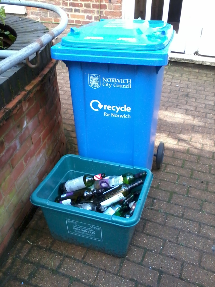 Recycle for Norwich