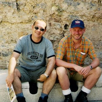 Jack and John in Ephesus