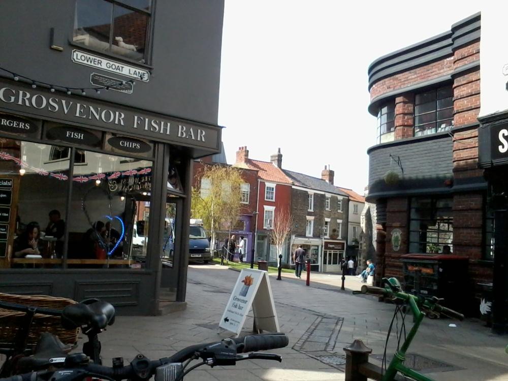 Fish Bar and Pub