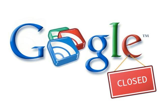 Google Reader, RIP