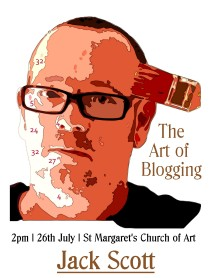 The Art of Blogging at St Margaret's Church of Art