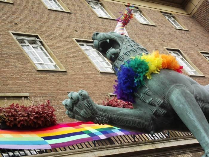 Norwich Pride Lions
