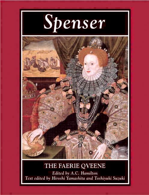 write an essay on spenser poem faerie queene