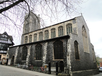 Church of St John Maddermarket