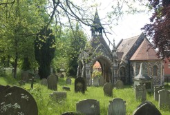 Rosary Cemetery was the first non-denominational cemetery in England where people of faith and people of none could together rest in peace