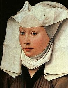 The first book written by a woman in the English Language came from the pen of Julian of Norwich in 1395. Strange name for a woman but, by all accounts, she was off with the fairies