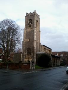 St George's Colegate