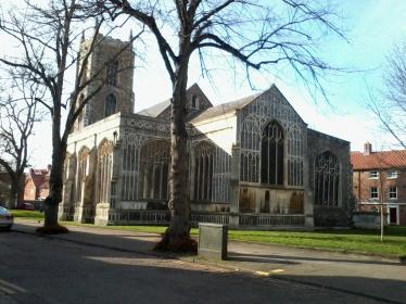 St Michael Coslany