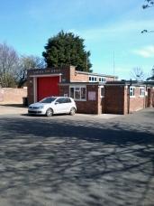 Loddon Fire Station
