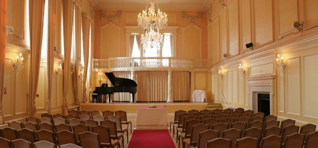 The Assembly House Music Room