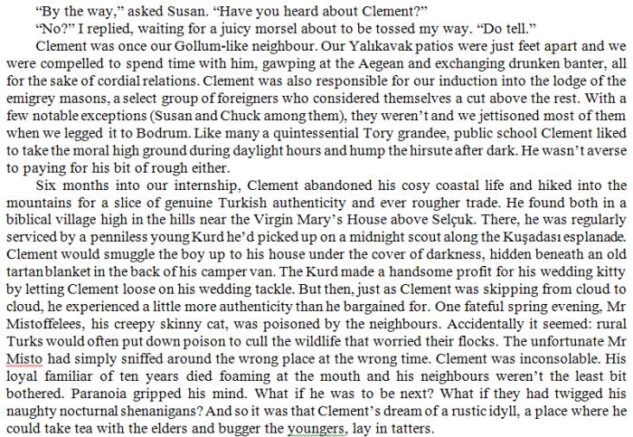 Clement's Tale
