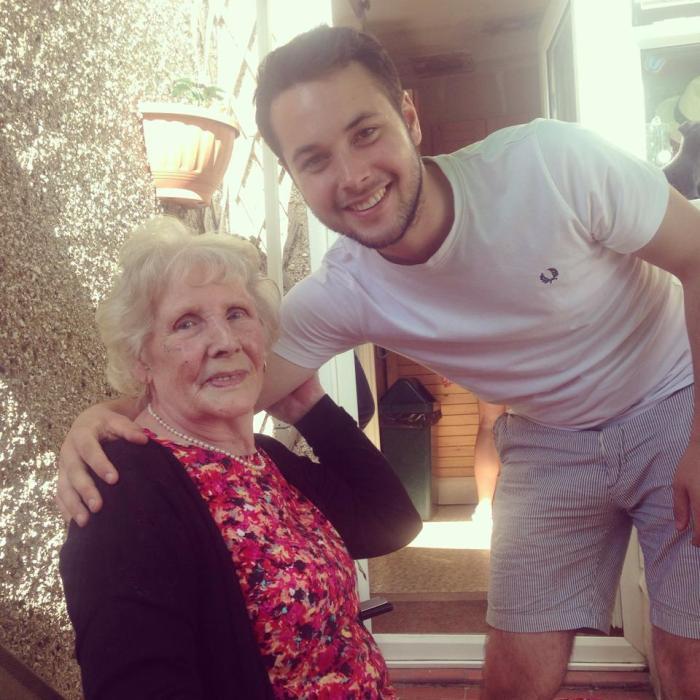 Jack and Mum