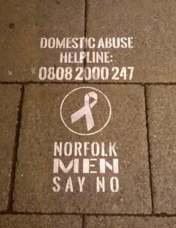 Norfolk Men Say No