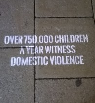 750,000 Children Witness Domestic Violence