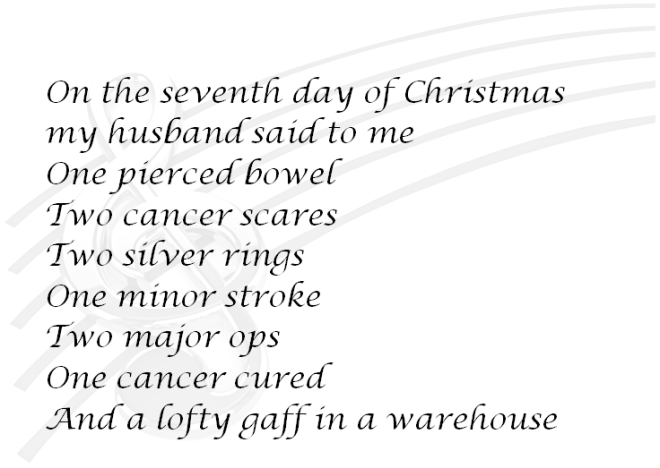 The Seventh Day of Christmas