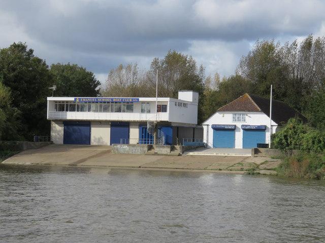 Emanuel School Boathouse