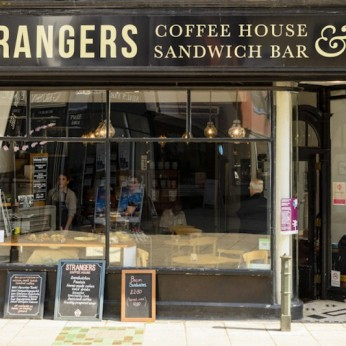 Strangers Coffee House