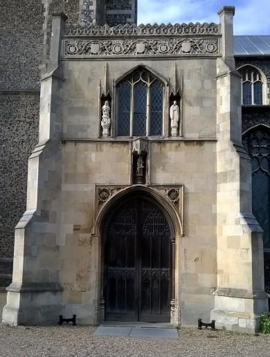 St Giles Great Door