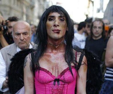 Istanbul Pride, Turkey Shame