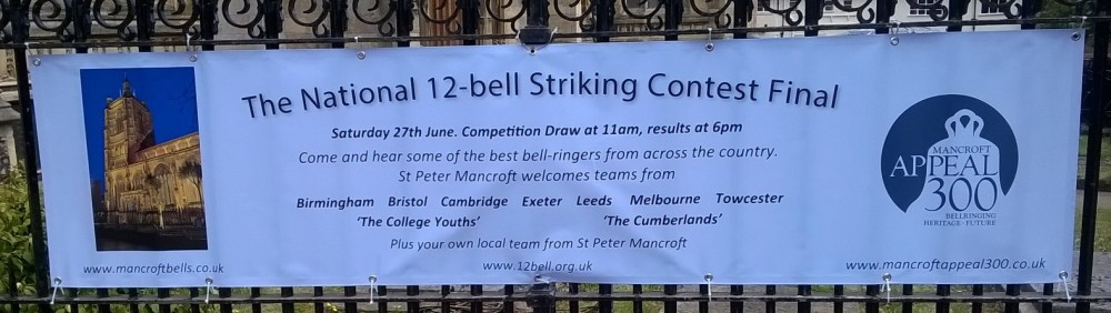 Bell Ringing Contest