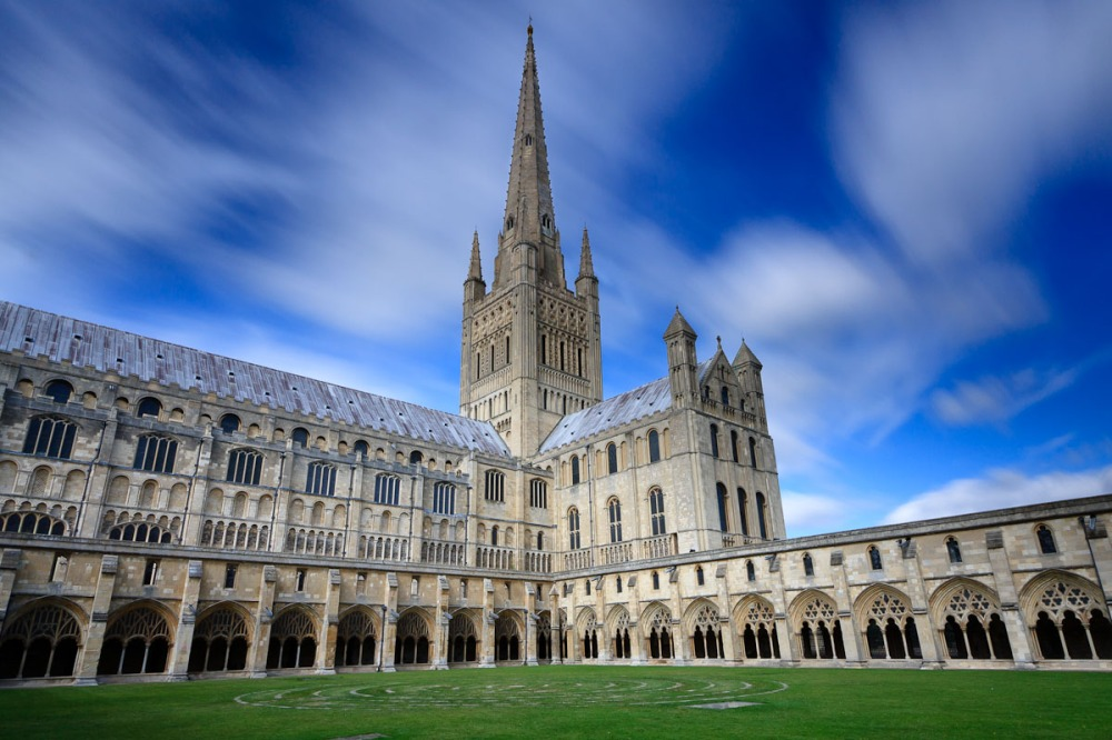 Norwich Cathedral Cloister