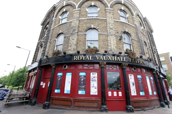 RoyalVauxhallTavern
