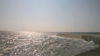 The North Sea at Gorleston