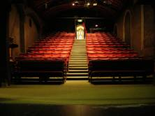 Norwich Puppet Theatre Auditorium