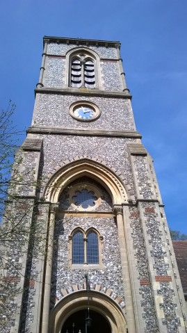 Thorpe St Andrew Church Tower