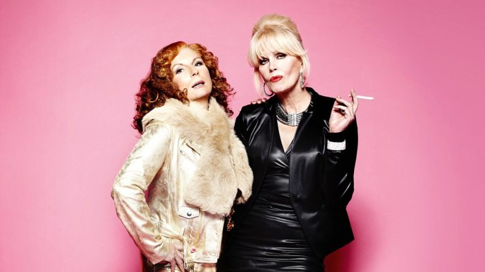 Absolutely Fabulous – the Movie