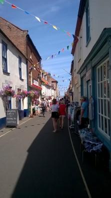 Staithe Street, Wells