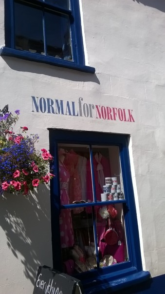 Normal for Norfolk