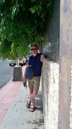 Liam in Gran Canaria