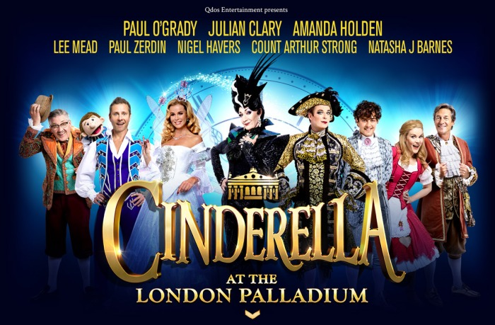 Cinderella at the Palladium