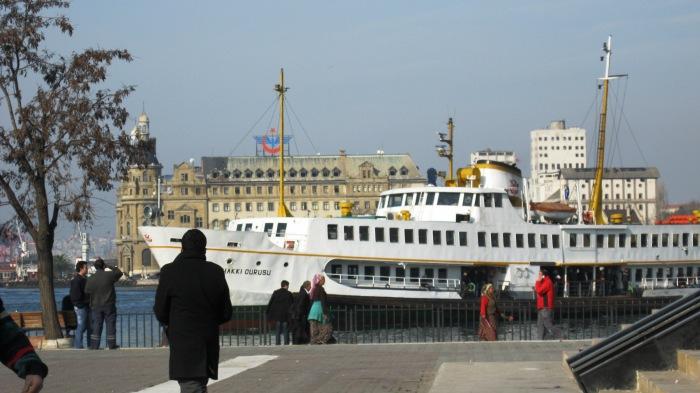 Stepping Back Through Chalcedon: KadıköyWalk