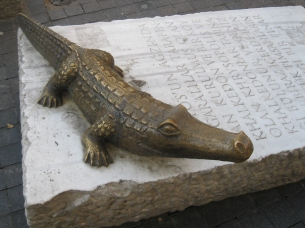 Kadıköy Crocodile