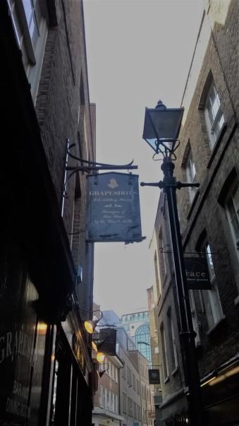 Grapeshots Pub