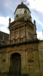 Gate of Honour, Caius College
