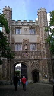 The Great Gate, Trinity College