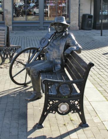 Blind Jack Statue